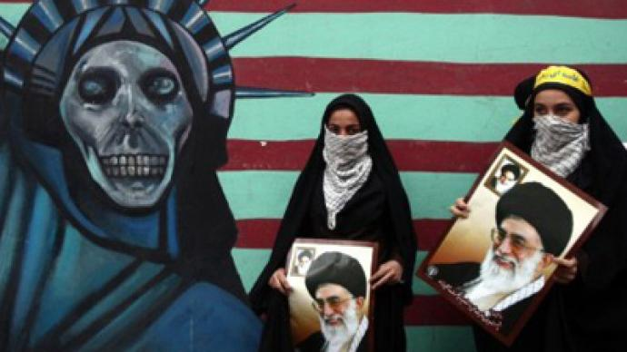 Nuclear Iran vs Terrorist USA?