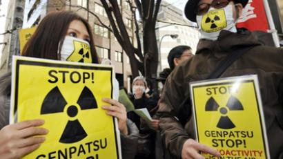 Fears Fukushima crisis will worsen as world remembers Chernobyl