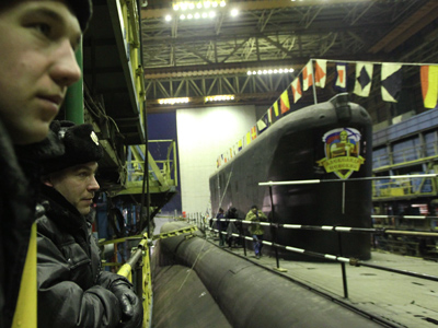 Undetected Russian nuclear sub 'patrolled Gulf of Mexico'