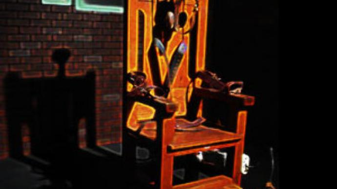 Nutjob electrician executed victims on electric chair