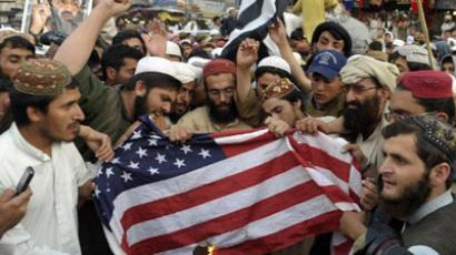 No money for you! US punishes Pakistan for sentencing doctor who helped catch bin Laden