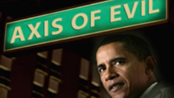 Obama, foreign affairs and the Axis of Evil