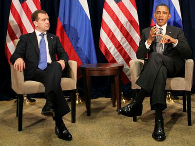 Aloha! Medvedev and Obama wind down reset in Hawaii