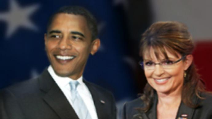 Obama-Palin are spam dream team