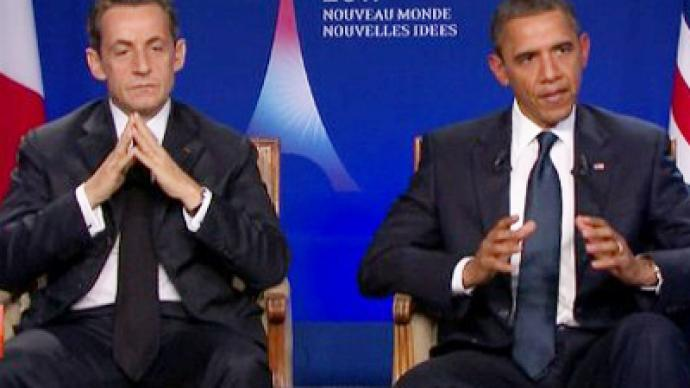 Netanyahu labeled liar in Sarkozy-Obama G20 mic-leak