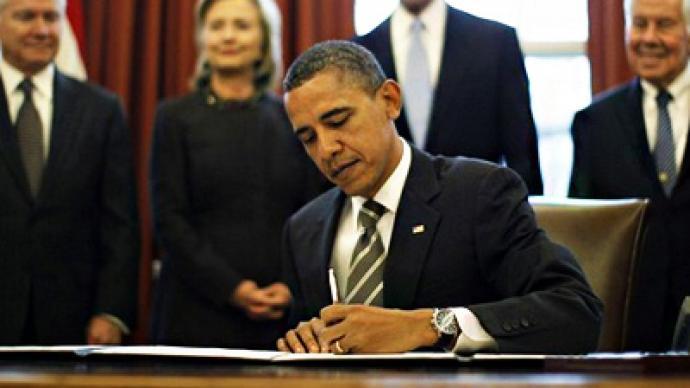 Obama's turn to sign New START treaty