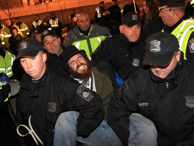 Boston Police: Occupy protesters are tofu-eating stupid morons that can't raise kids