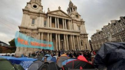 Occupy London: Hundreds march for global change (PHOTOS)