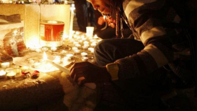 Suicide and gang killing cast shadow over US Occupy movement