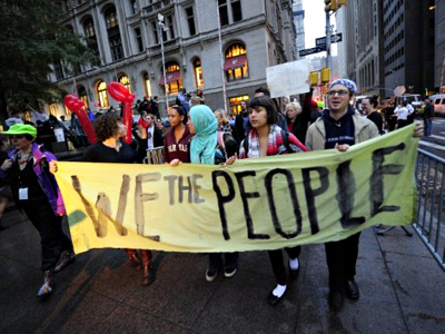 Mass arrests at 'Occupy' protest in Chicago