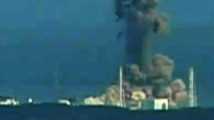 Fourth blast hits Japan nuclear plant - media