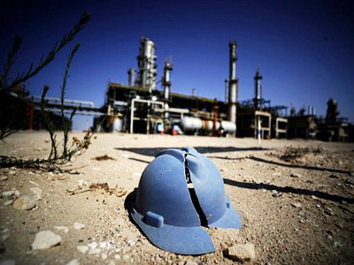 Libya crude return could be some time