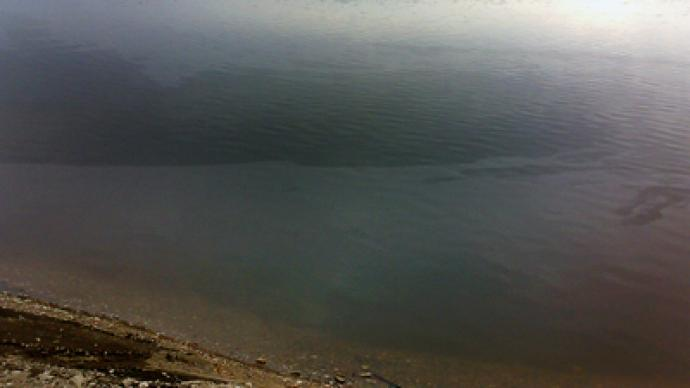 Massive Siberian oil spill leaves thousands without water