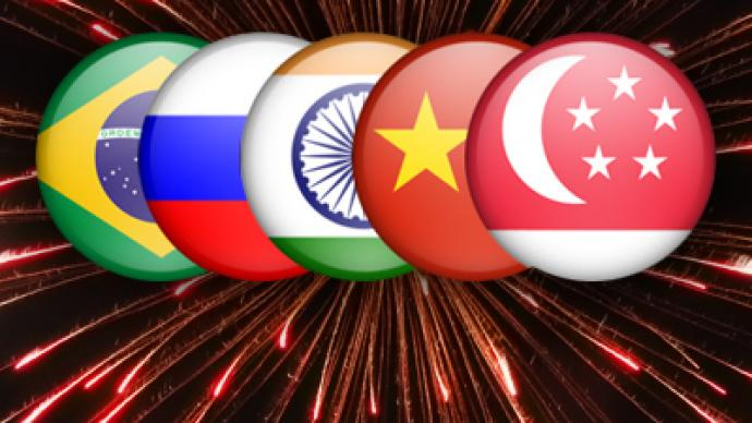 BRICS gets stronger voice as old powers caught up in crises and conflicts