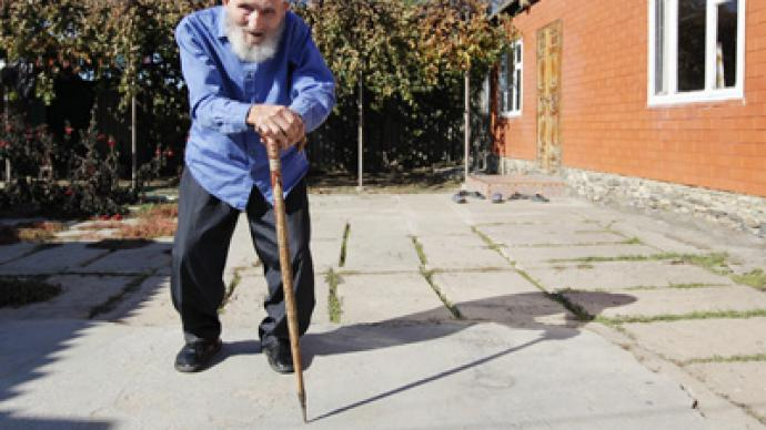 Russia's oldest man dies aged 122