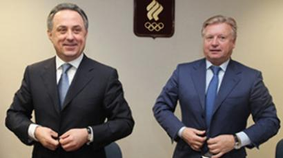 No rivals for Zhukov in Russian Olympic Committee presidential election