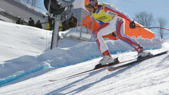 Olympic ski slopes in Sochi get real test