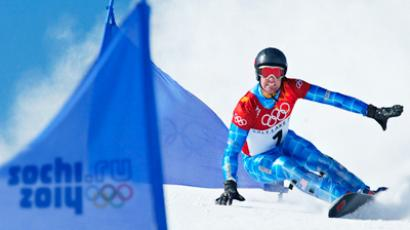 Olympic ski slopes in Sochi get real test