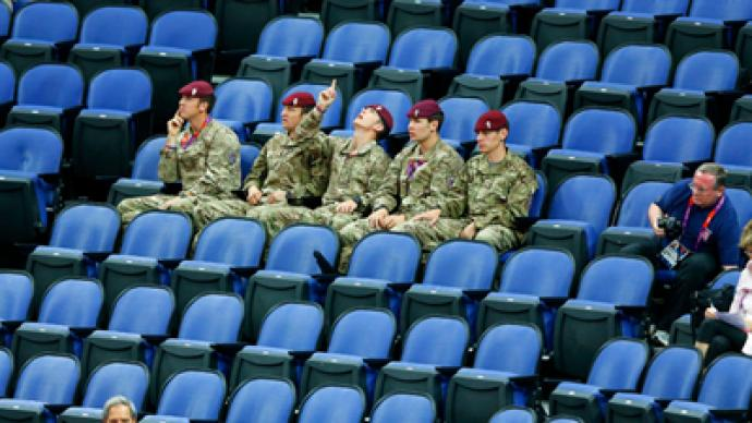 Absent 'family': Thousands of empty seats at 'sold out' Olympic venues