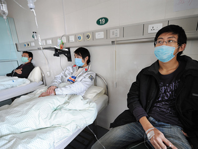 Superbug scenario: Antibiotic resistance will be 'catastrophe' on par with terrorism