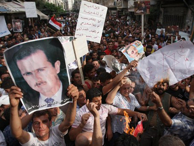 'We're building our own Arab democracy' – Syrian presidential aide