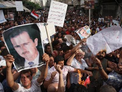Mainstream media skewed on Syria