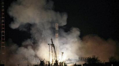 Soyuz crash clouds space program