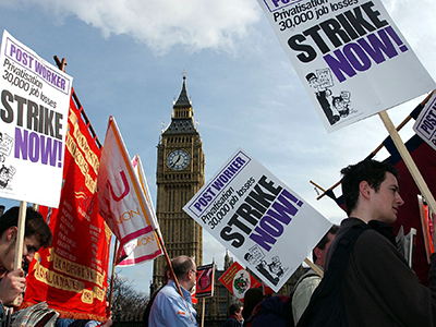 Democracy vs Capitalism: UK workers may trade rights for stocks