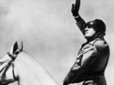 Outrage over Mussolini plaque in Riga