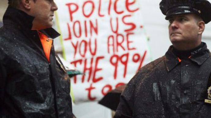 OWS 'Day of action': LIVE Updates