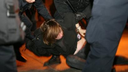 Occupy Oakland: Cops bend law in brutal arrest wave