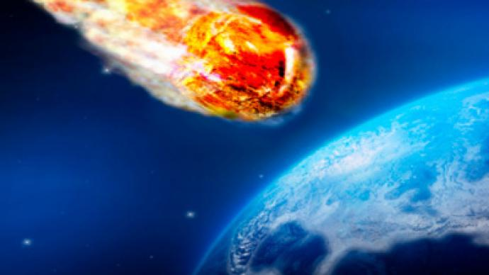 Blast it or paint it: Asteroid to threaten Earth in 2013