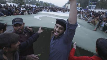Snap elections: Pakistani govt reaches deal with protesters