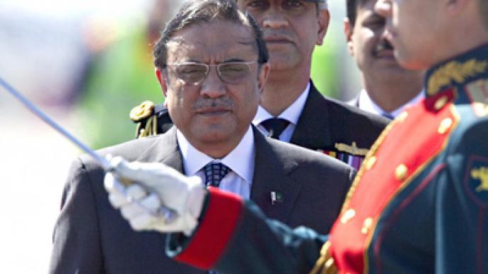 Tackling terrorism and drug trafficking focus of Pakistan-Russia talks
