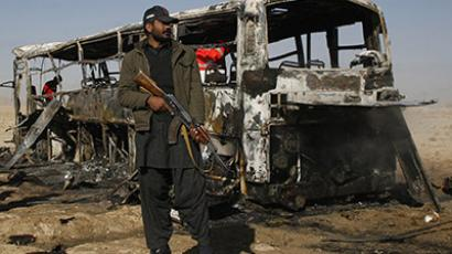 Series of bombings kill 115 in Pakistan (PHOTOS)