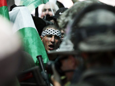 'Israel losing asymmetric war to Palestine'
