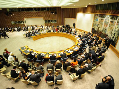 Israel vs. Palestine in UN SC tug-of-war