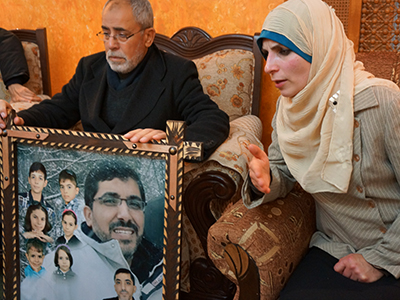 'No constitution, no normal laws': Wife fights for Palestinian husband captured by Israel