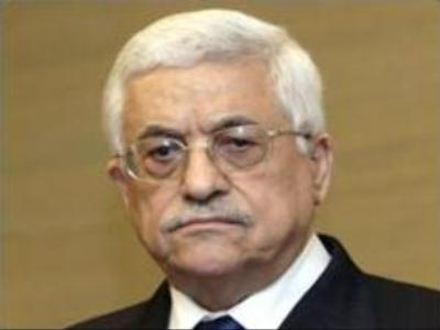 Palestinian leader praises U.S. security plan