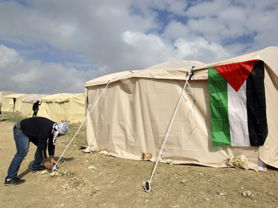 Israeli forces evict West Bank Palestinian outpost despite court ruling (VIDEO, PHOTOS)