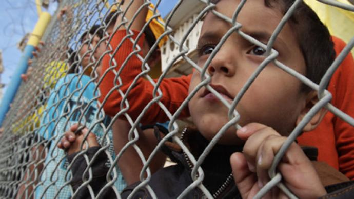 Palestinians may take Israel to ICC over child detentions