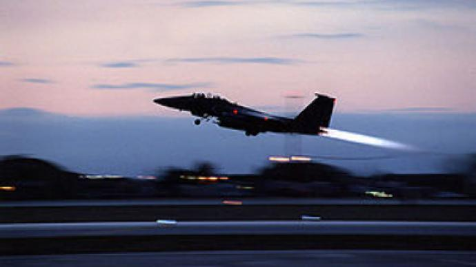Paper suggests NATO fighter jets may be based at Russian border