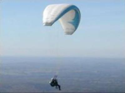 Parachuting accident in Turkey: 1 killed