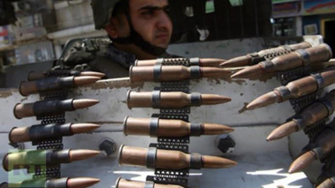Neighborhood armies take up baton in Iraq