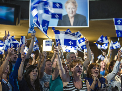 Separatists win Quebec elections