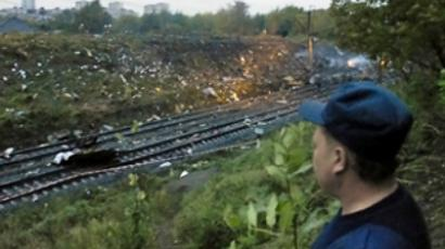 U.S. officials to pay for Russian plane crash?
