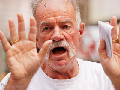 Oops, he did it again: Florida Pastor Terry Jones burns another Koran