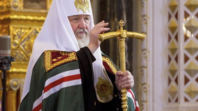 Patriarch Kirill: In our earthly lives, love of God manifests itself above all
