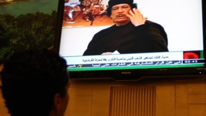 Gate to peace is open – Gaddafi