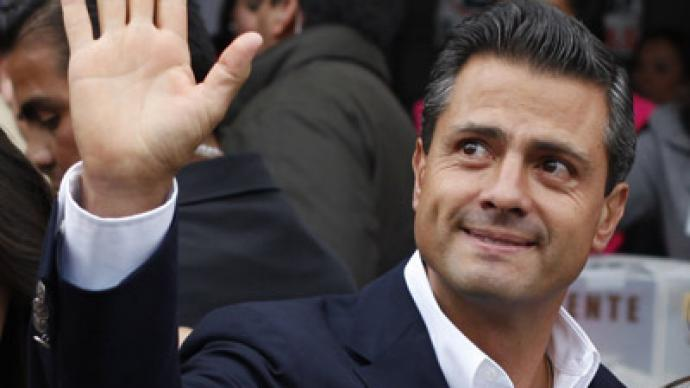 Opposition candidate wins Mexican presidential elections – exit polls